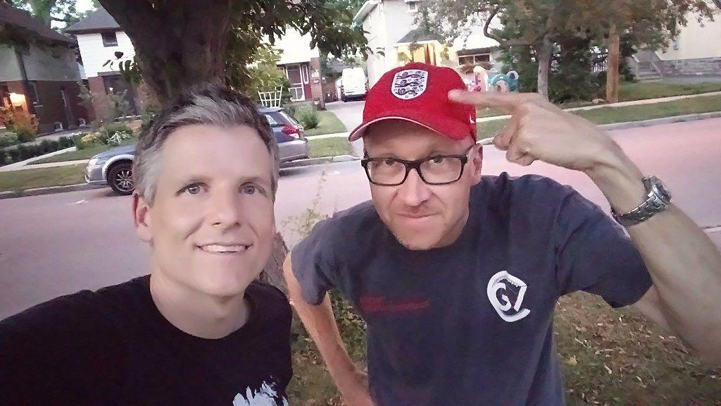 Toronto Mike'd Podcast Episode 355: Robbie J Returns