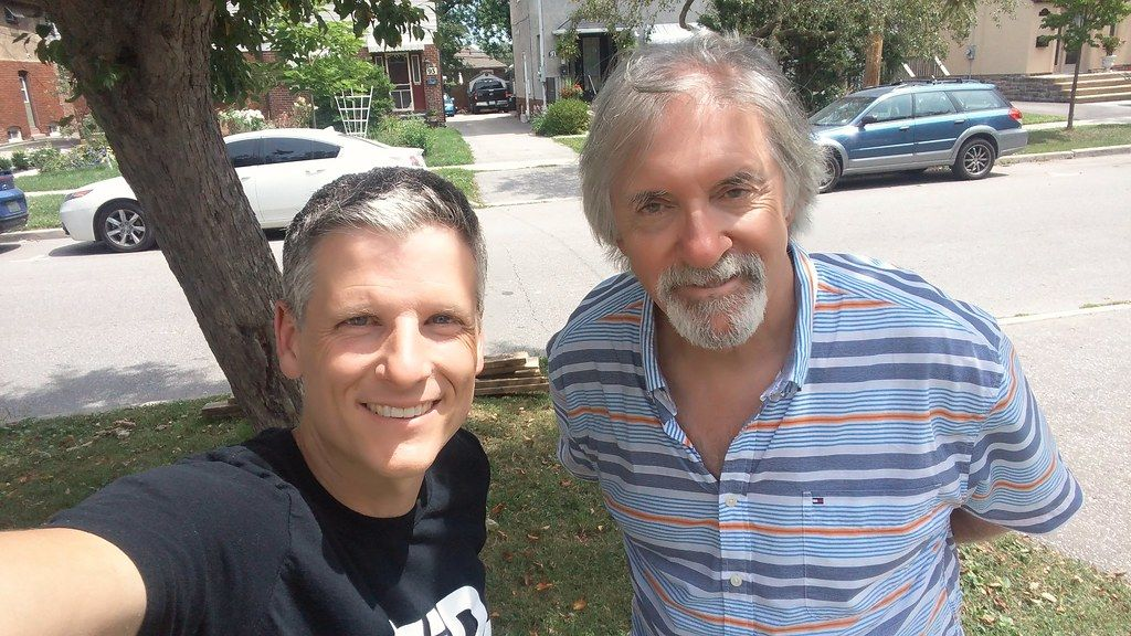 Toronto Mike'd Podcast Episode 361: Bill King