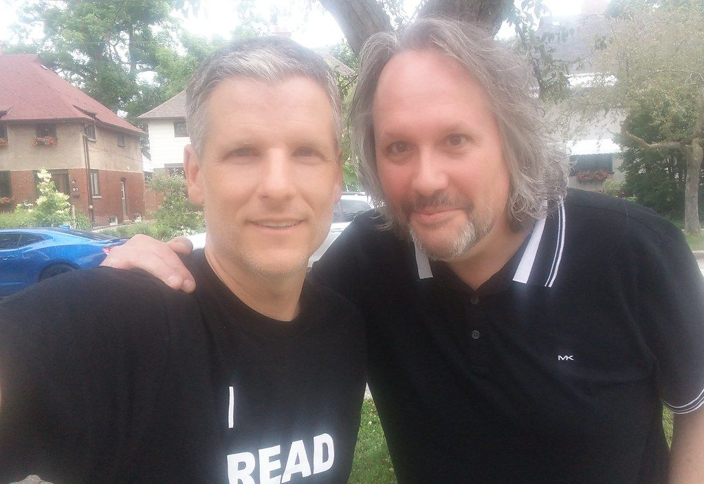 Toronto Mike'd Podcast Episode 483: Brad Barker