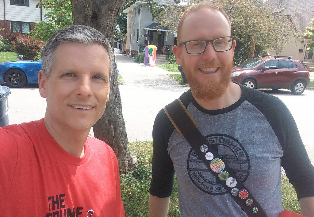 Toronto Mike'd Podcast Episode 485: Conor McCreery