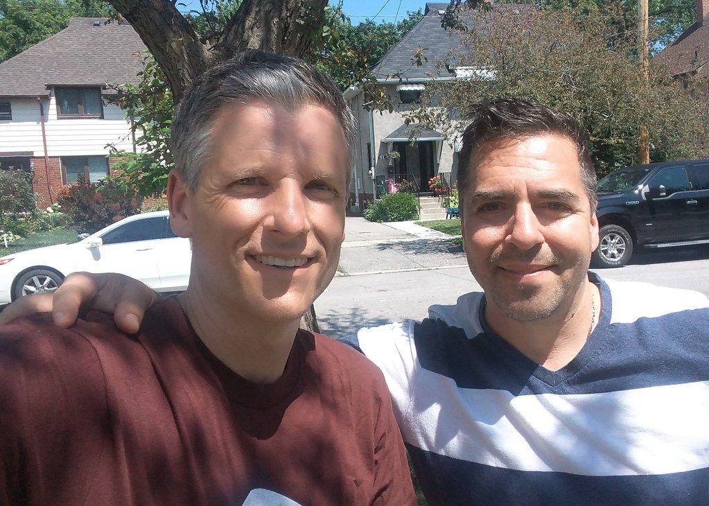 Toronto Mike'd Podcast Episode 488: Barry Davis Returns