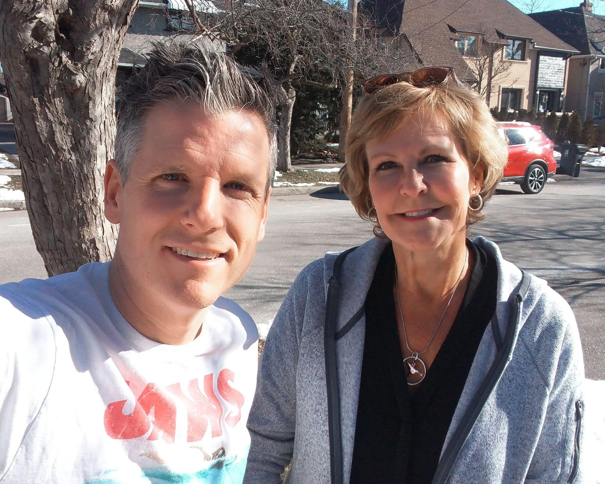 Toronto Mike'd Podcast Episode 84: Erin Davis