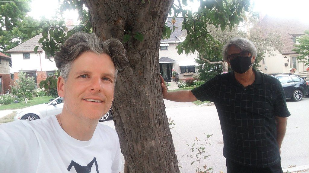 Toronto Mike'd Podcast Episode 694: Larry Fedoruk Returns