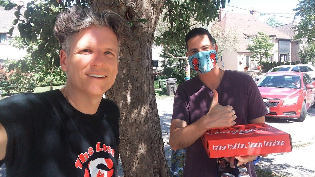 Toronto Mike'd Podcast Episode 696: Erik Grosman