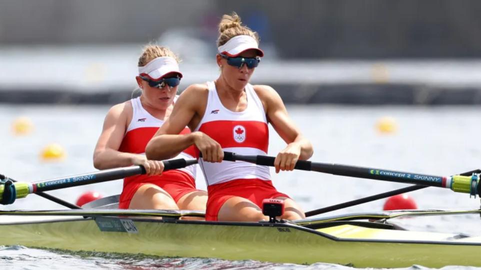 Caileigh Filmer and Hillary Janssens Win Bronze in Women's Pair 🥉
