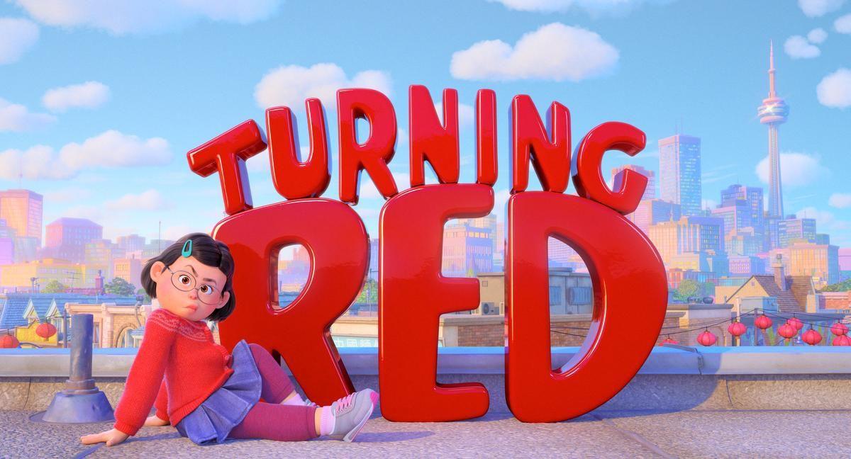Disney Pixar's Turning Red Takes Place in Toronto