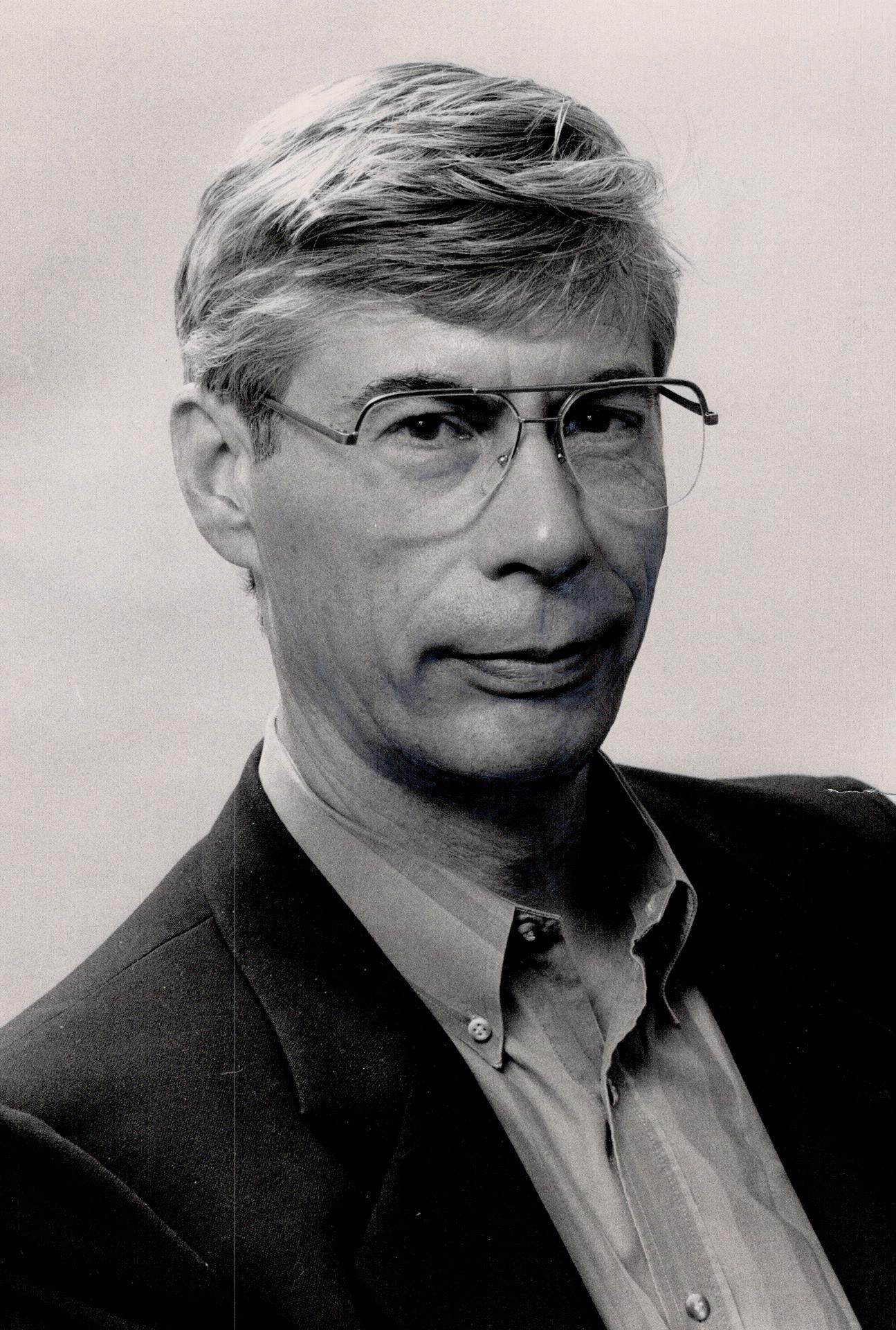 Peter Trueman, Dead at 86