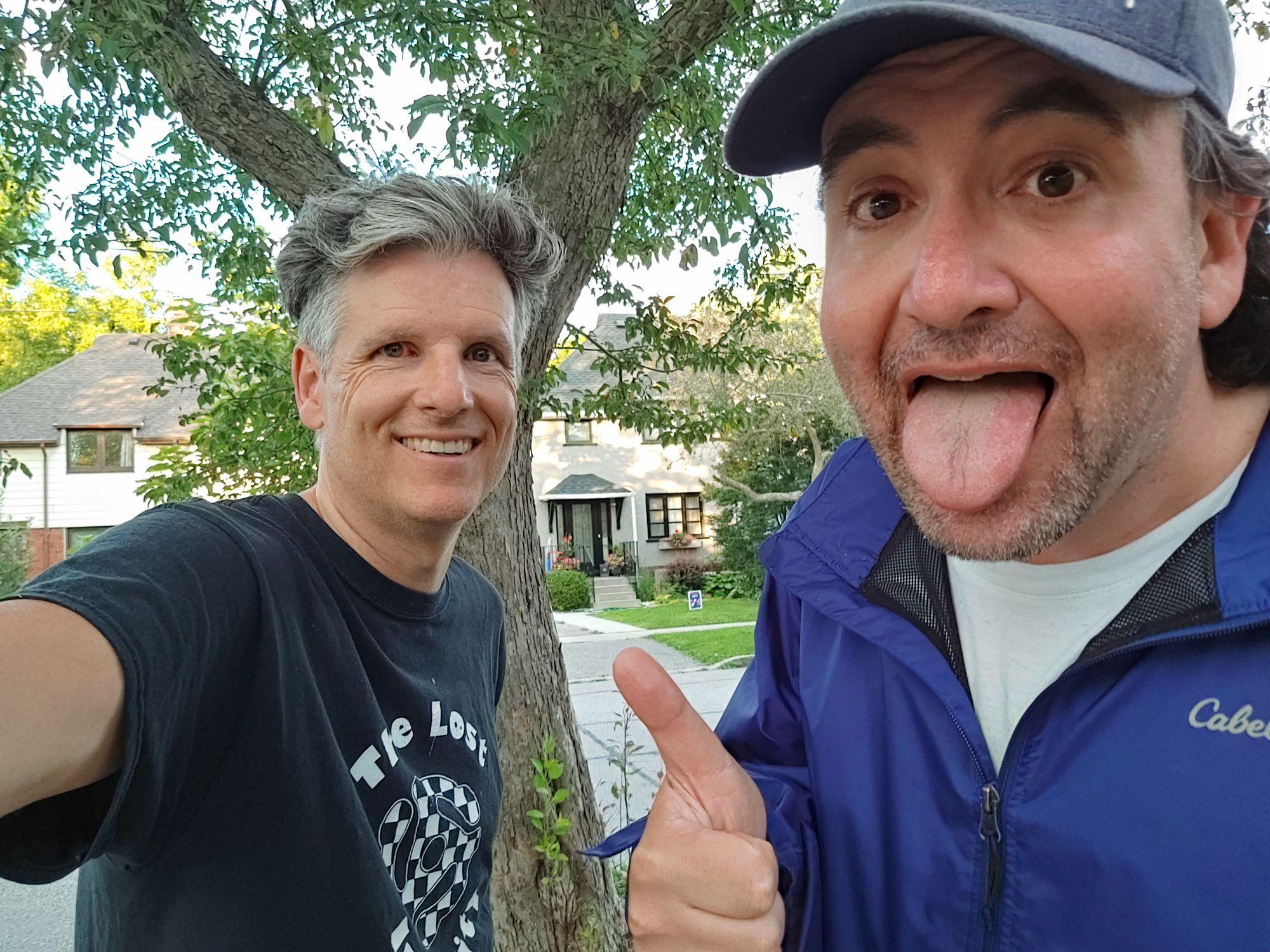 Marc Weisblott from 12:36: Toronto Mike'd Podcast Episode 894