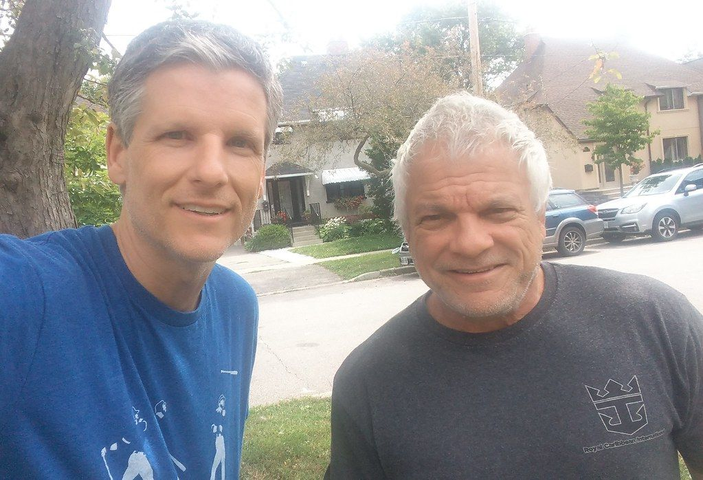 Toronto Mike'd Podcast Episode 497: Peter Gross Returns
