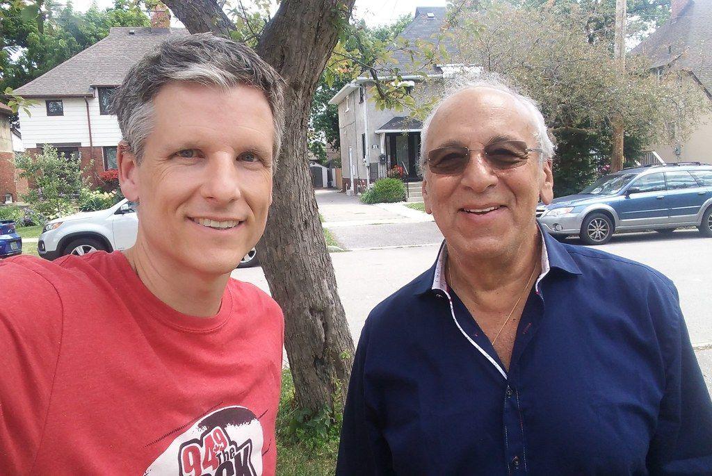 Toronto Mike'd Podcast Episode 498: Peter Shurman