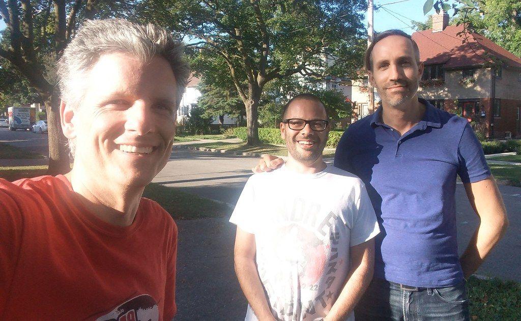 Toronto Mike'd Podcast Episode 501: Stu Stone vs. Cam Gordon