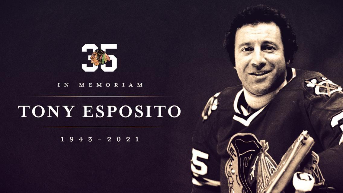 Tony Esposito, Dead at 78