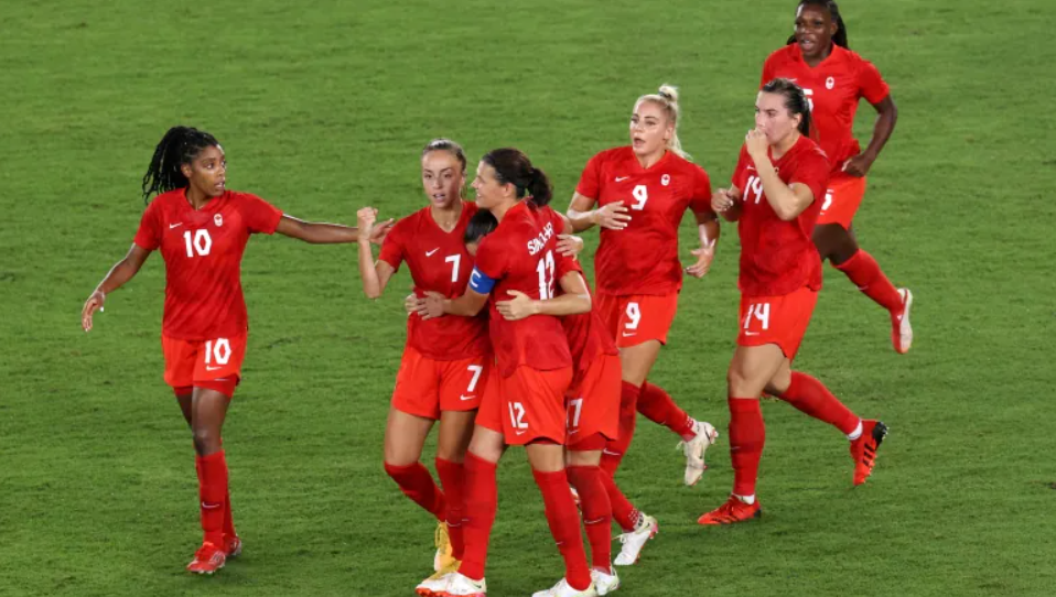 Canada Wins Gold in Women's Soccer (I Mean Football!) 🥇