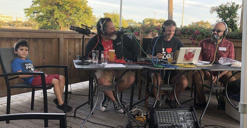 Toronto Mike'd Podcast Episode 514: TMLX4
