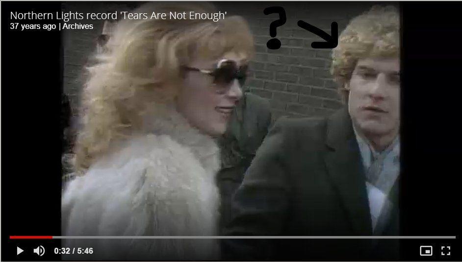 Liona Boyd and Doug Johnson in 1985
