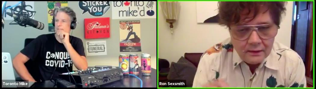 Ron Sexsmith: Toronto Mike'd Podcast Episode 914