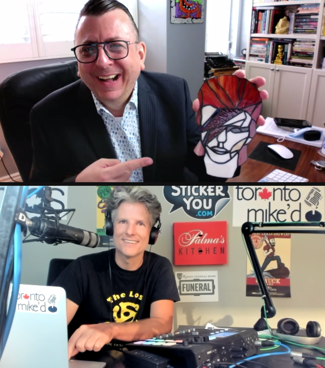 Richard Crouse Kicks Out the Jams: Toronto Mike'd Podcast Episode 916